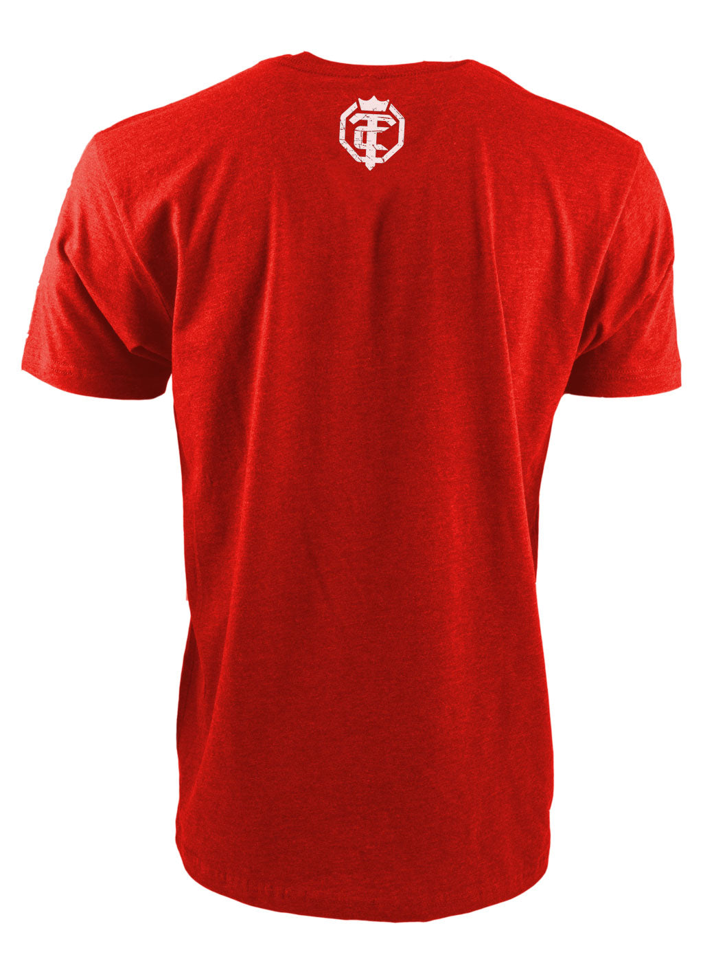 Open The Cage - Crimson Red Youth Tee