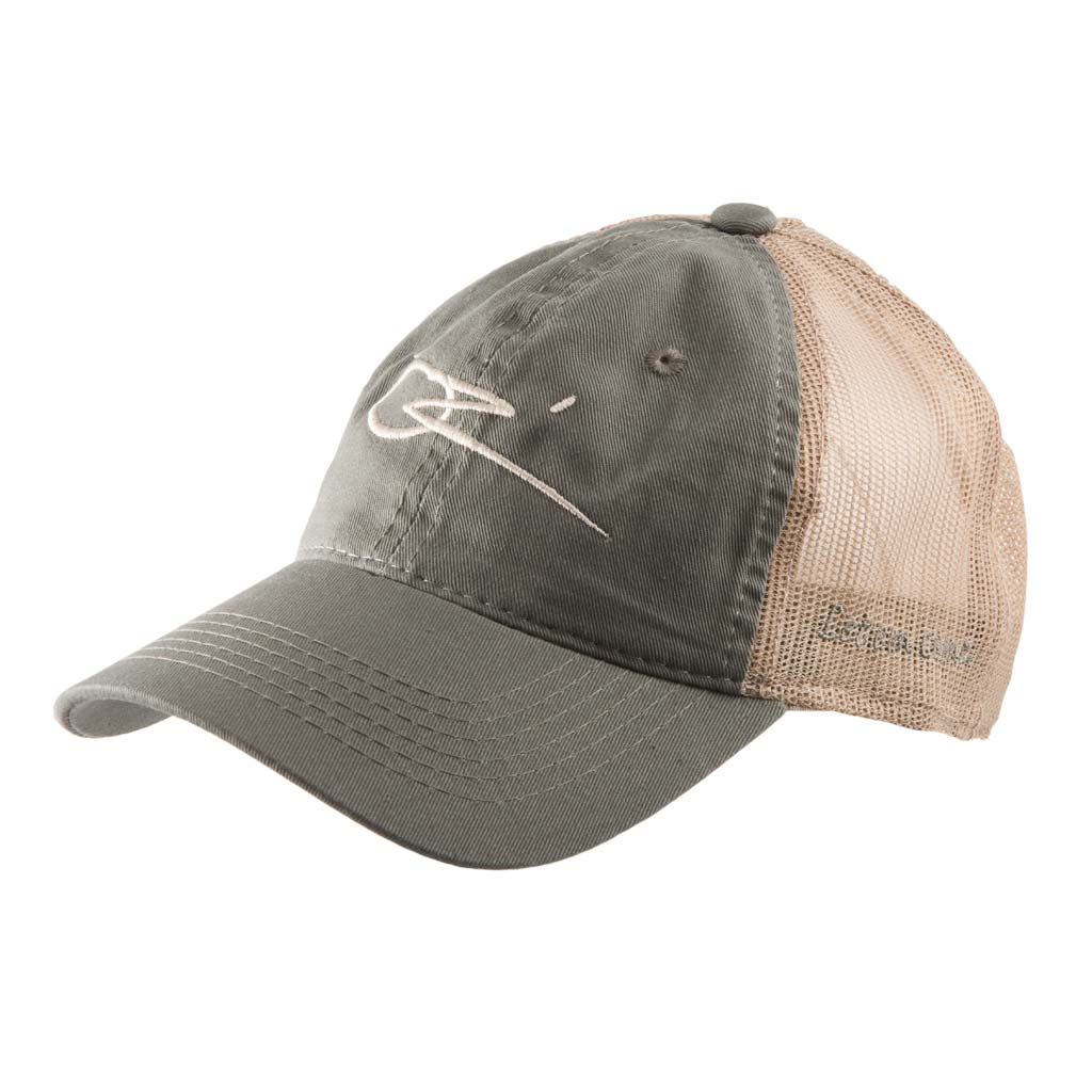 OTC OZ - Let Em Come - Sage Trucker Mesh Flex Fit Hat