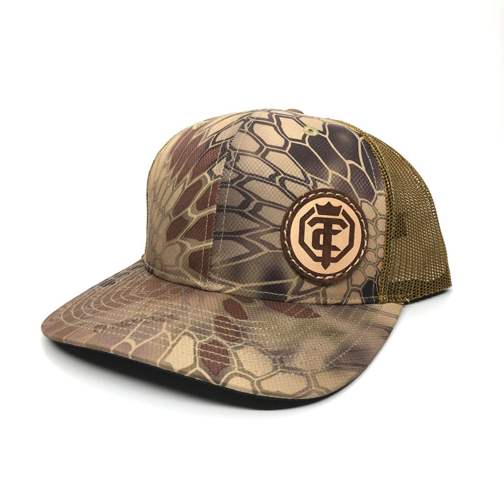 OTC Kryptek Echo Fitted Snap-Back Hat