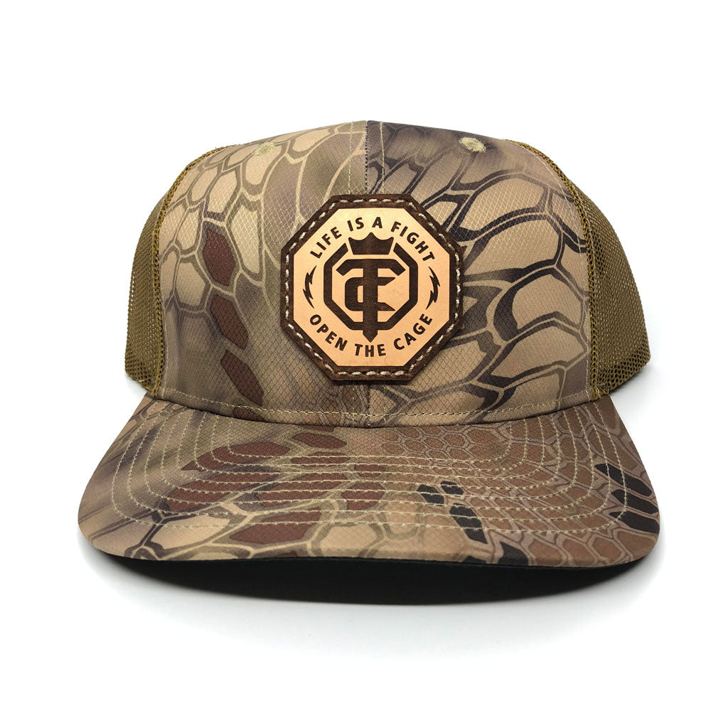 OTC Lockdown Fitted Snap-Back Hat