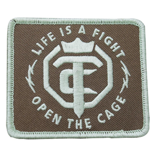 Open The Cage Collectible Patches