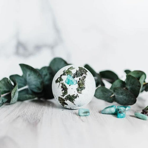 Breathe CBD Bath Bomb