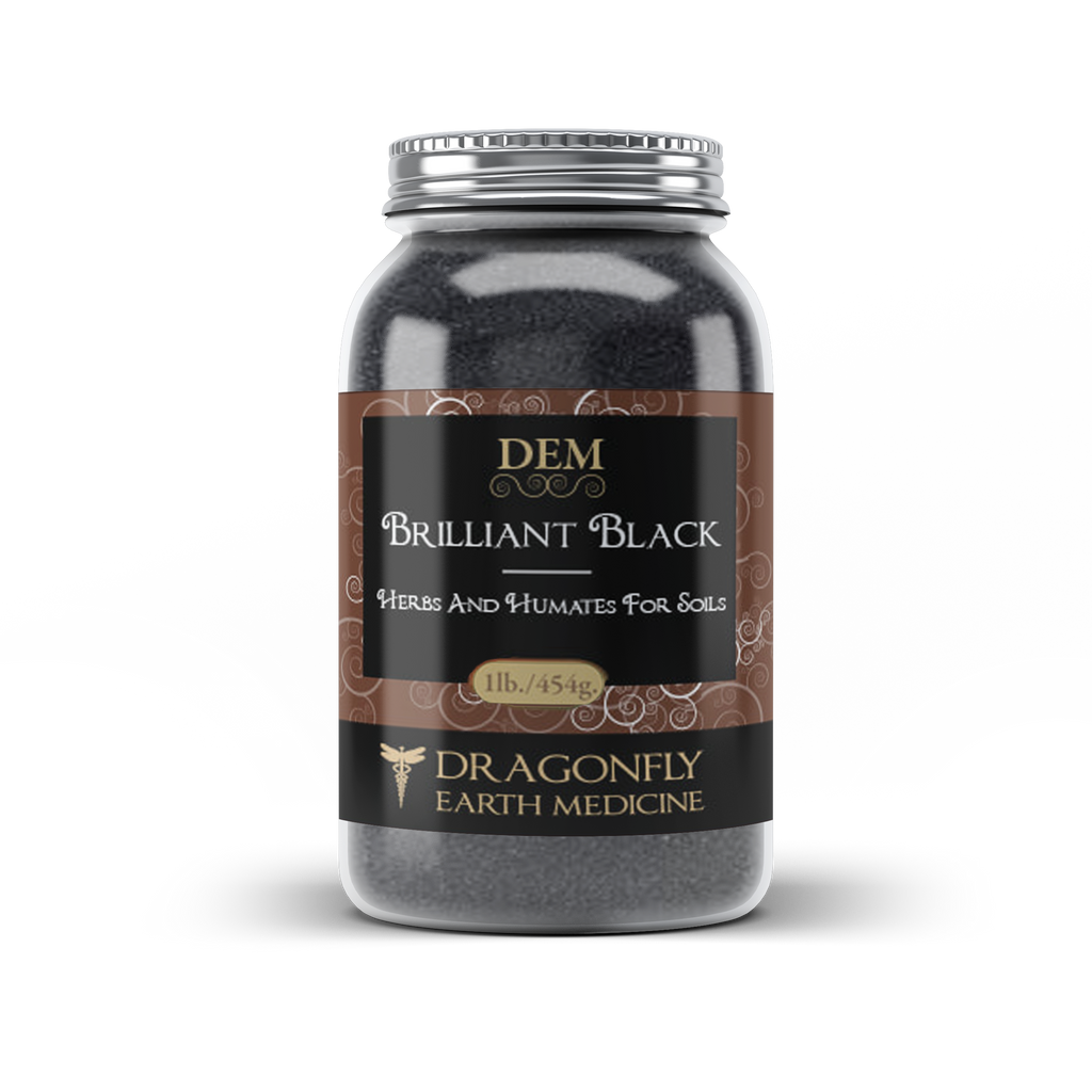 Brilliant Black - Hemp Botanics