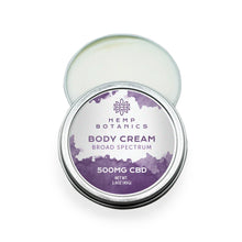 Broad Spectrum CBD Body Cream 500mg