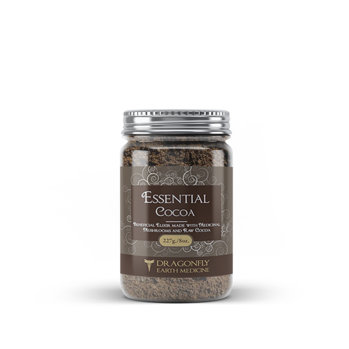 Essential Cocoa - Beneficial Elixir - Hemp Botanics