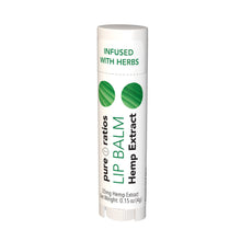 Aromatherapy infused CBD Lip Balm 20mg
