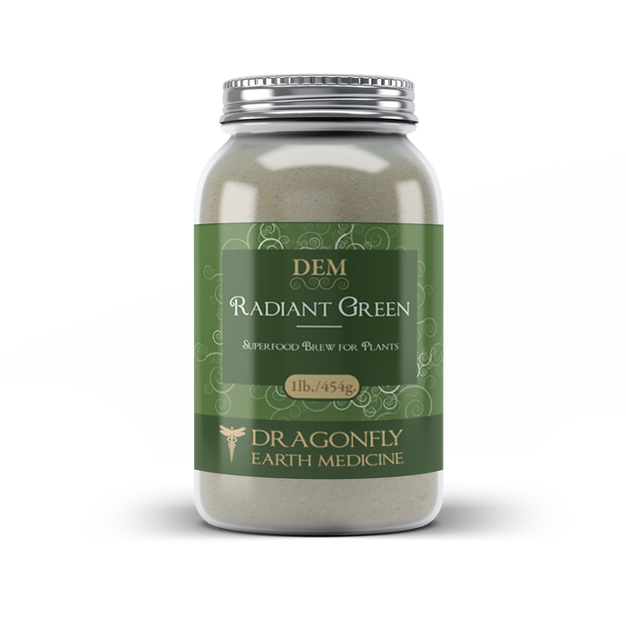 Radiant Green - Hemp Botanics