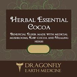 Herbal Essential Cocoa - Invigorating Elixir - Hemp Botanics