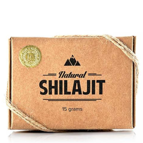 Natural Shilajit - Resin 15g - Hemp Botanics