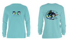 AMP Cotton Long Sleeve - Roosterfish