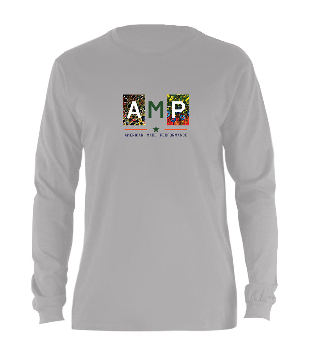 AMP Cotton Long Sleeve - Brookie Moon