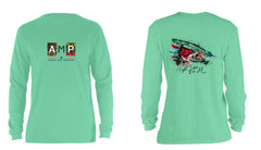 AMP Cotton Long Sleeve - Chase