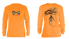 AMP Cotton Long Sleeve - Hung Up