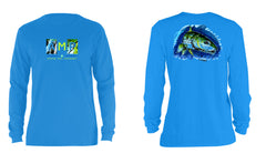 AMP Cotton Long Sleeve - Bonefish