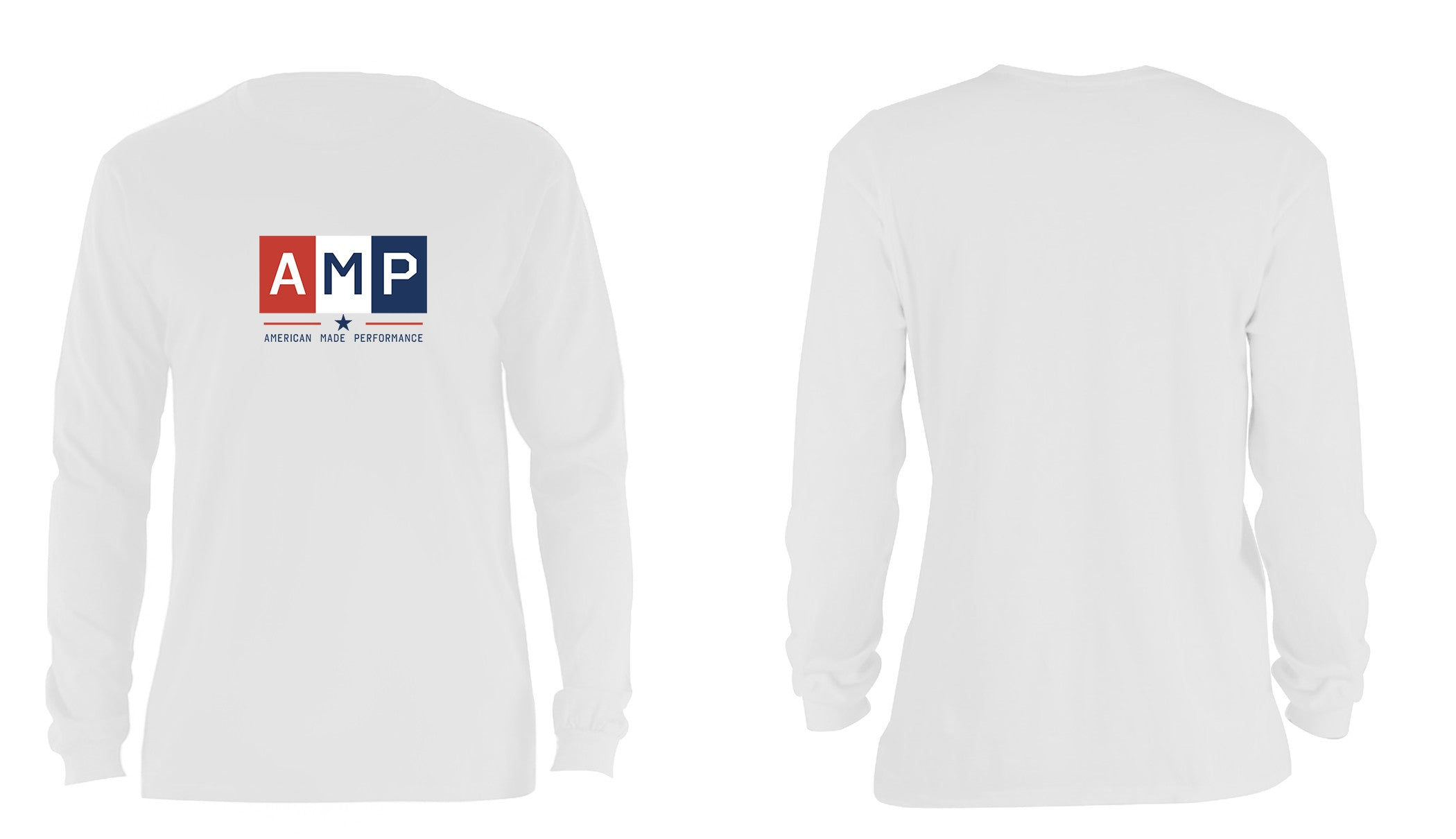 AMP Cotton Long Sleeve