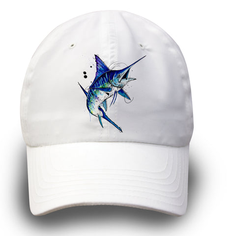 AMP Lite Hat - Blue Marlin