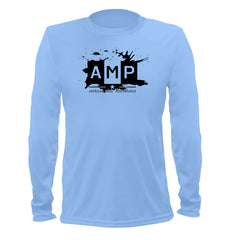 AMP Performance Long Sleeve - Carp