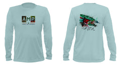 AMP Performance Long Sleeve - Chase
