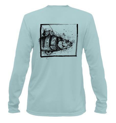 AMP Youth Performance Long Sleeve - Perch