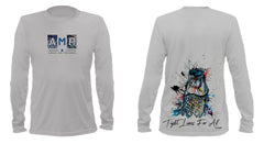 AMP Performance Long Sleeve - Tarpon Rise