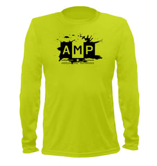 AMP Performance Long Sleeve - Redfish Tail