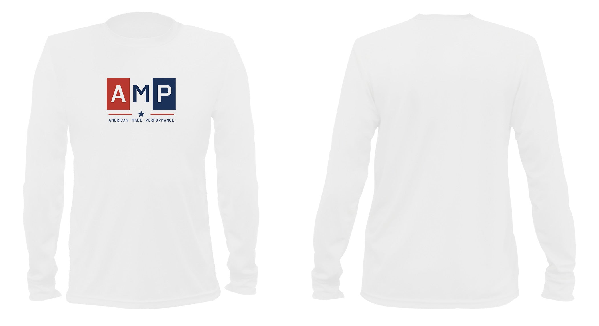 AMP Youth Performance Long Sleeve
