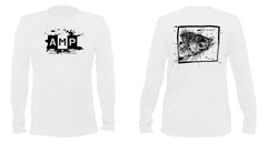 AMP Youth Performance Long Sleeve - Crappie