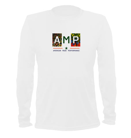 AMP Youth Performance Long Sleeve - Hung Up