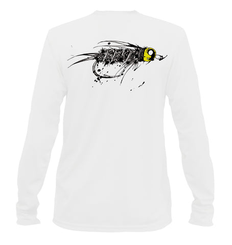 AMP Youth Performance Long Sleeve - Prince Nymph