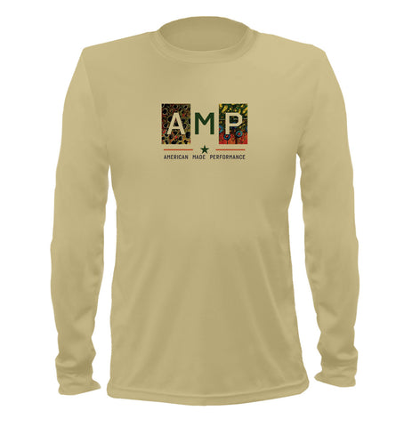 AMP Performance Long Sleeve - Hung Up