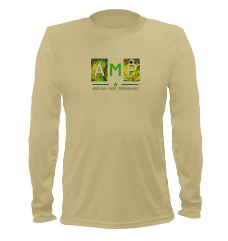 AMP Performance Long Sleeve - Muskie Moonrise