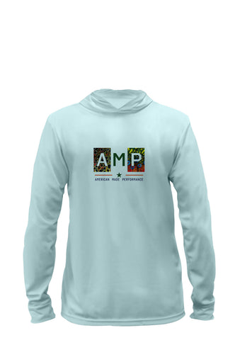 AMP Performance Hoodie - Chase