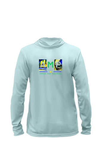 AMP Performance Hoodie - Sailfish