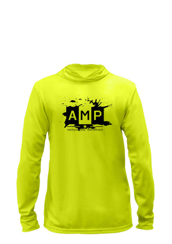 AMP Performance Hoodie - Redfish Tail