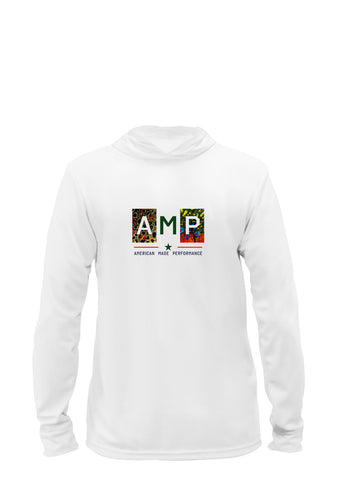 AMP Performance Hoodie - Hung Up