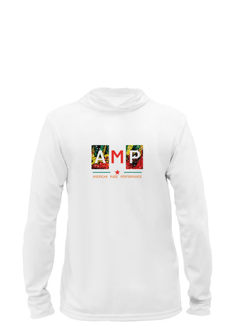 AMP Performance Hoodie - Largemouth Bass