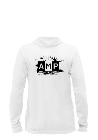 AMP Performance Hoodie - Peanut Butter Fly