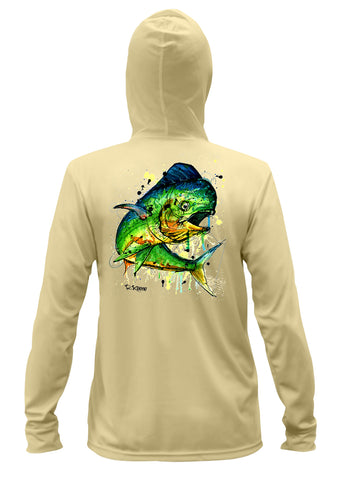 AMP Performance Hoodie - Dolphin