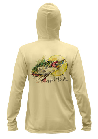 AMP Performance Hoodie - Muskie Moonrise