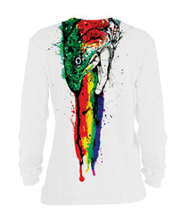 AMP Cotton Long Sleeve - Rainbow Trout