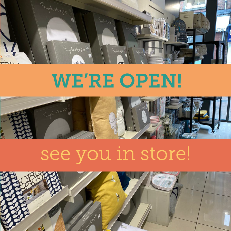 The Spalding store is open!