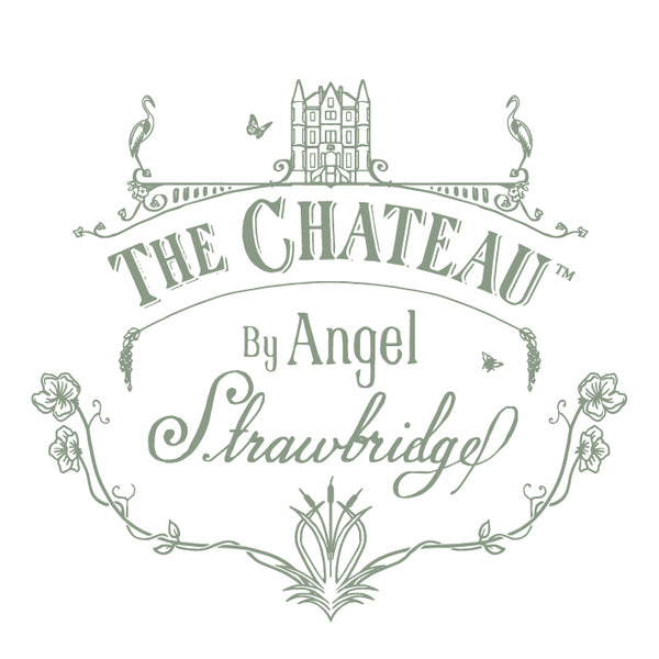 The Chateau Bedding by Angel Strawbridge