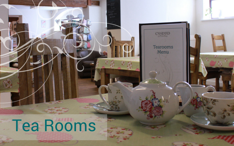 Charmed Interiors Tearooms