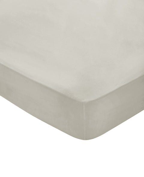 Bedeck of Belfast Fine Linens 100% Egyptian Cotton Percale 300 Thread Count Linen Sheets