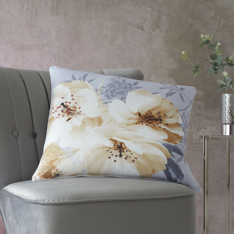 Catherine Lansfield Dramatic Floral 55cm x 55cm Filled Cushion