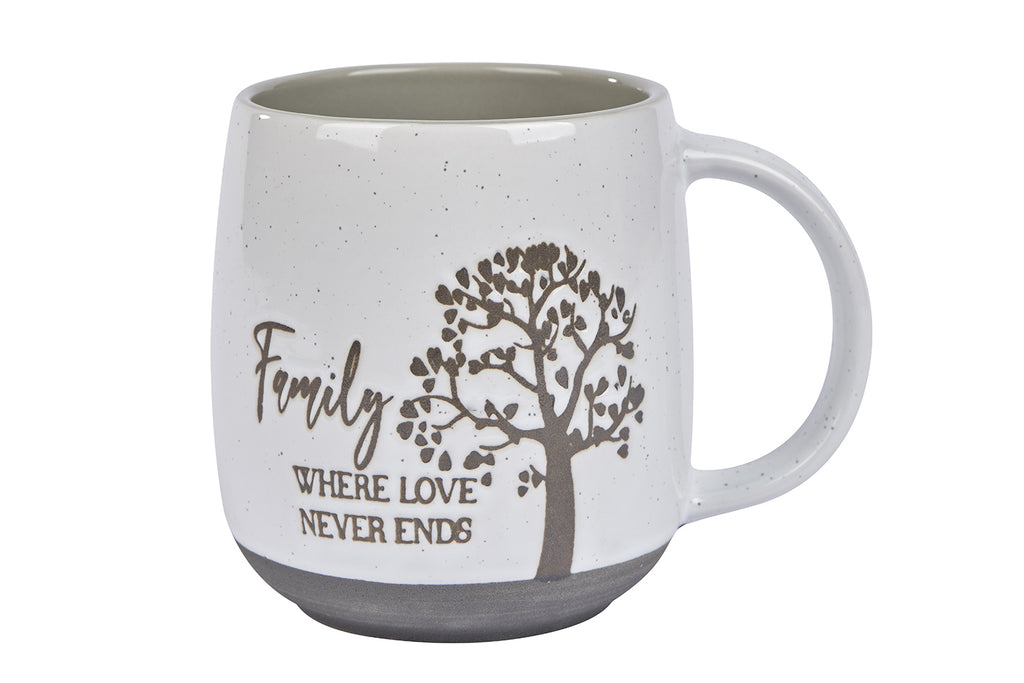 Langs Giftware 7FT145 Family Tree Mug