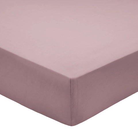 Bedeck of Belfast 100% Pima Cotton Percale 200 Thread Count Thistle Sheets