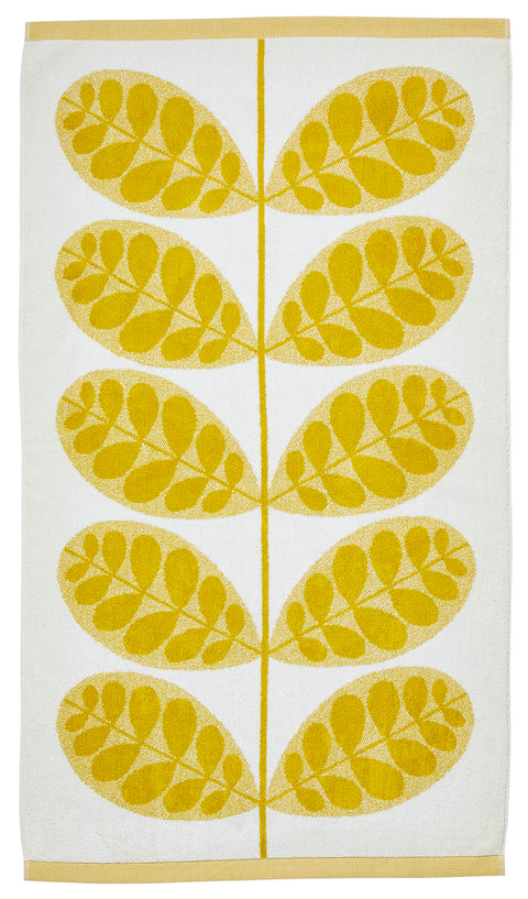 Orla Kiely Botanica Stem 100% Cotton Towels