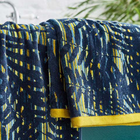 Clarissa Hulse Rainforest 550gsm 100% Combed Cotton Towels