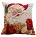 Portfolio Home Christmas Filled 43cm x 43cm Cushion